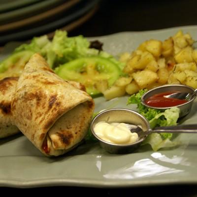 I nostri piatti ristorante mezzo roma for Piatti roma